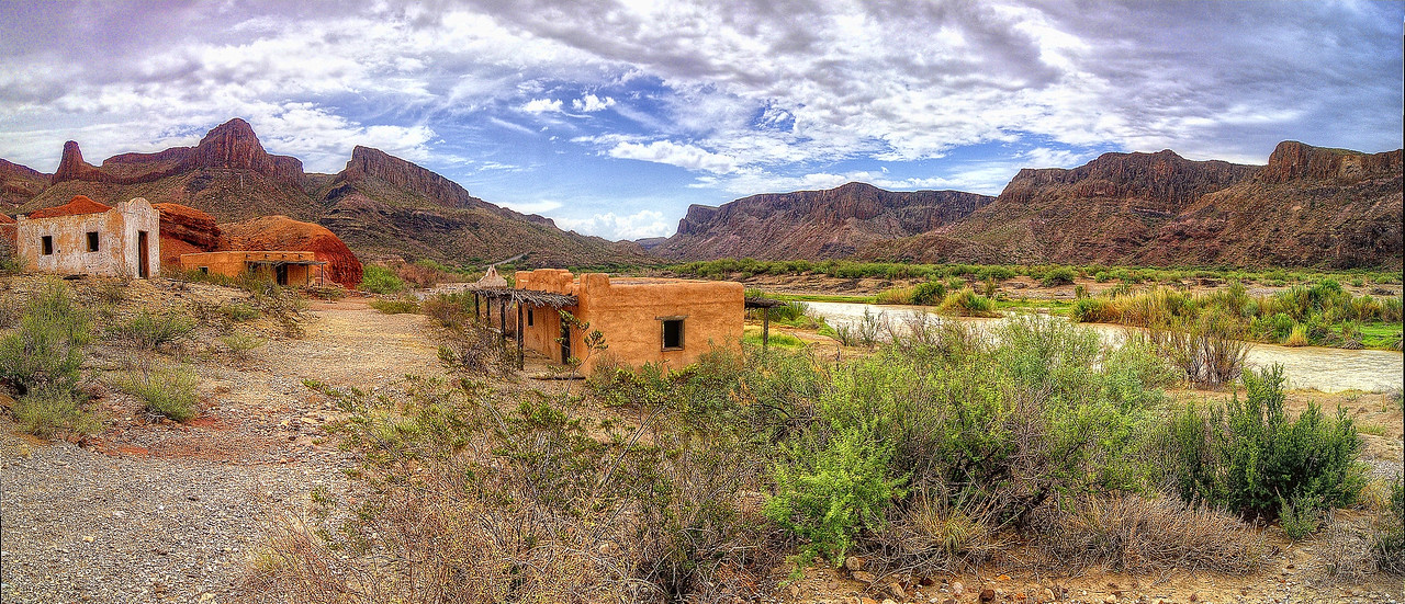 Contrabando, Big Bend Ranch State Park