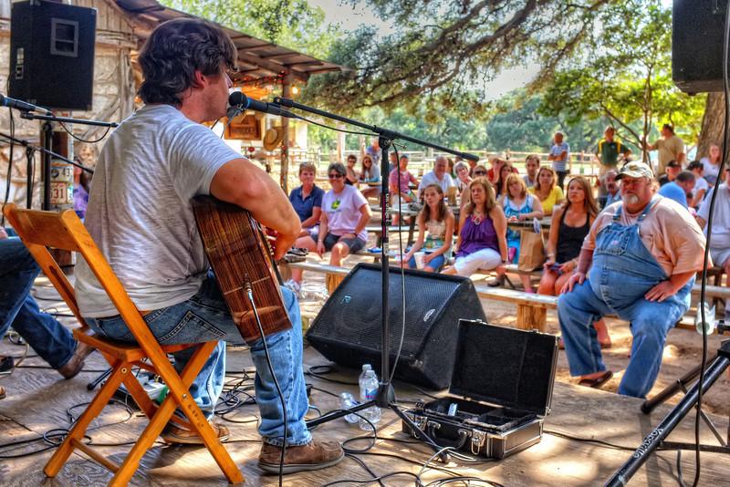Adam Carroll, Luckenbach, TX