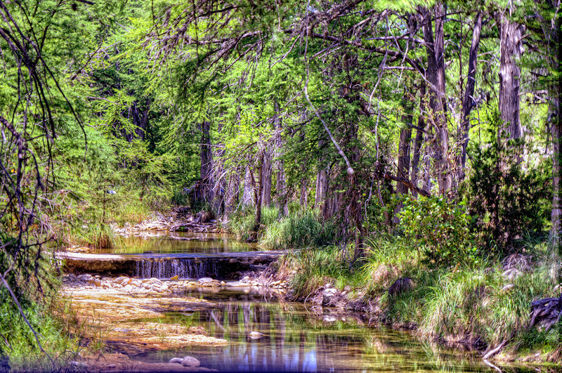 Lost in the Texas Hill Country