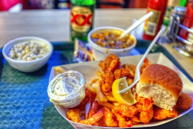 Shrimp 'n Stuff, Galveston