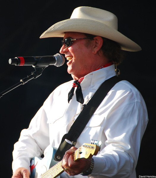 Gary P. Nunn at Texas State Fair
