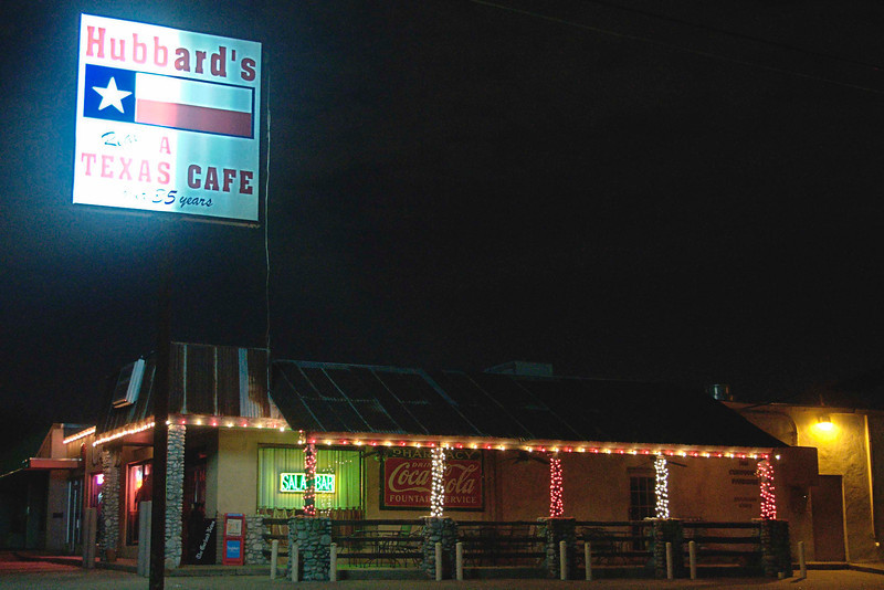 Hubbard's Cubbard Texas Cafe, Garland, TX