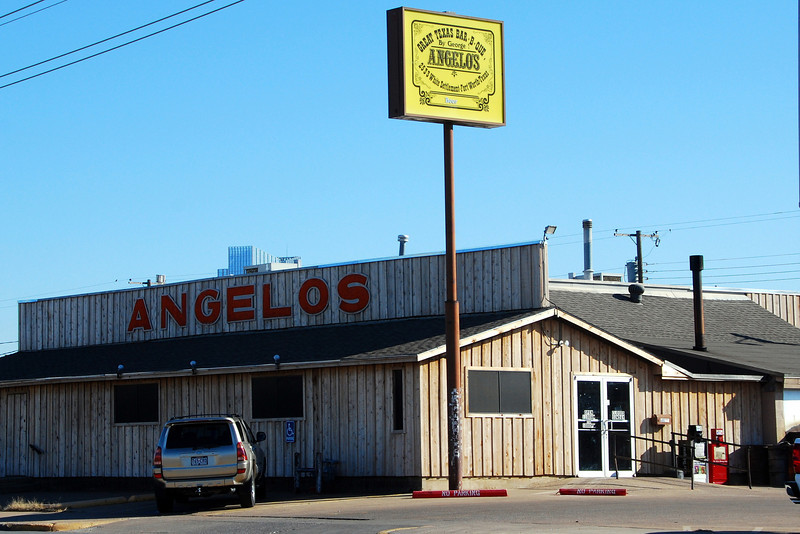 Angelo's Barbecue, Fort Worth