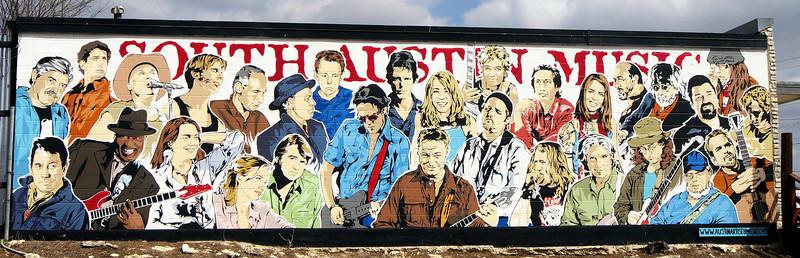Austin, TX - Live Music Capital of the World