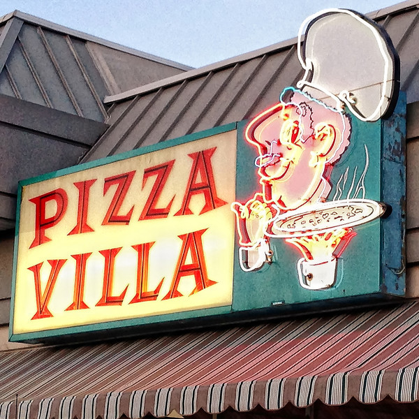 Pizza Villa, Richardson