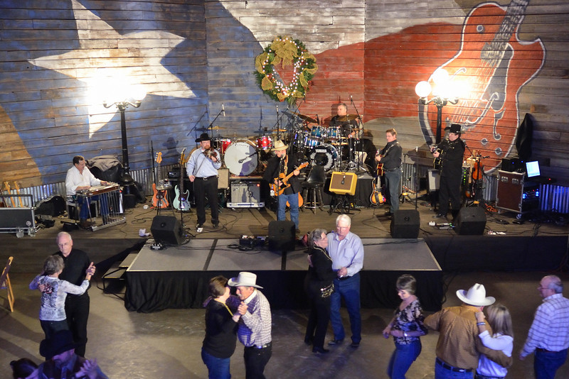 New Year's Eve at Austin Ranch