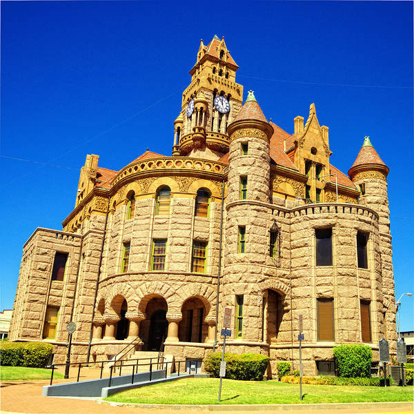 Wise County Courthouse, Decatur, TX