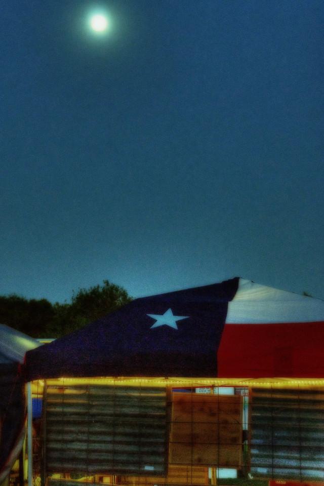 Texas harvest moon