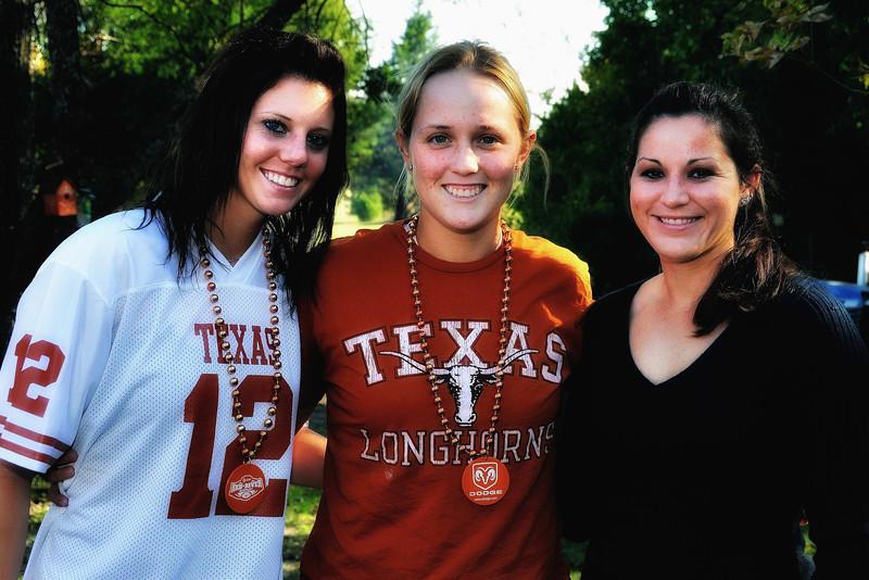 Lexy, Amy, Erin