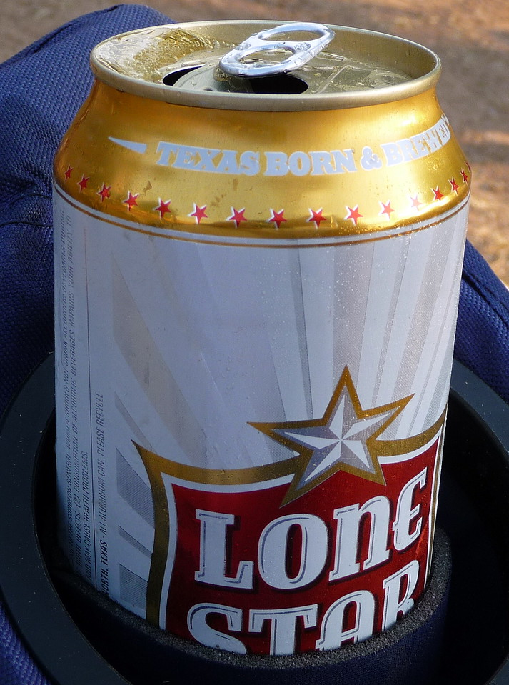 The National Beer of Texas