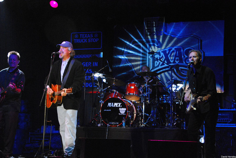 Robert Earl Keen and Band at Billy Bob's Texas, Ft. Worth-fd0018
