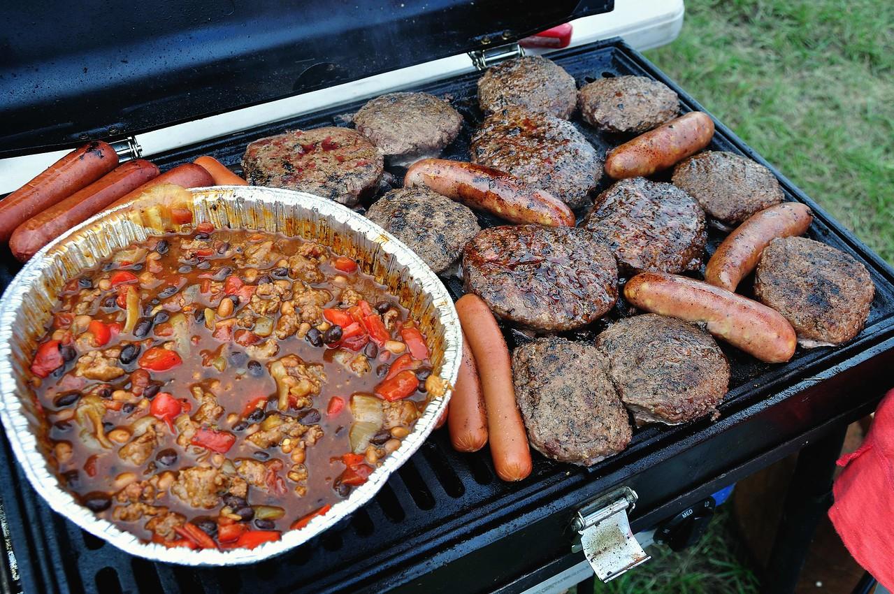 Camp grub