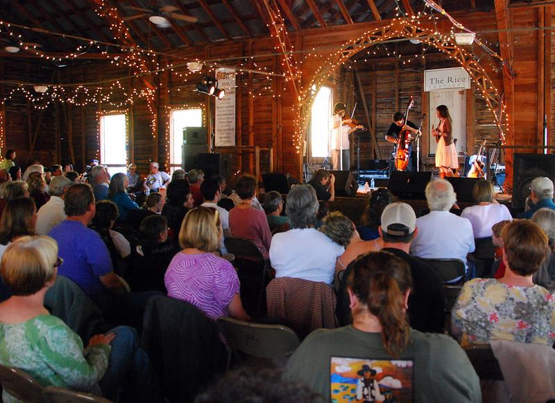 Rice Festival 2008, Fischer Hall, Fischer, TX