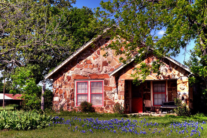 Country cottage, Stephenville, TX
