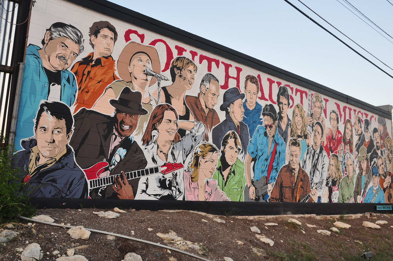 Austin, Texas - Live Music Capital of the World