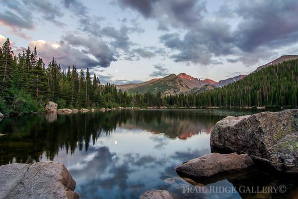 August Bear Lake