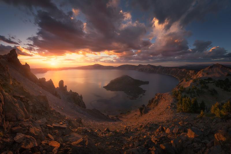 Crater Lake National Park Photography, Oregon