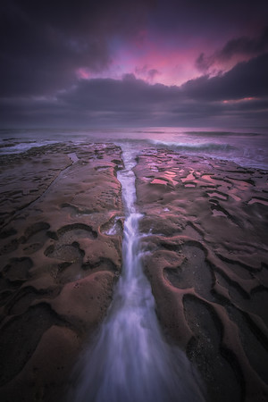 San Diego Seascape Photography