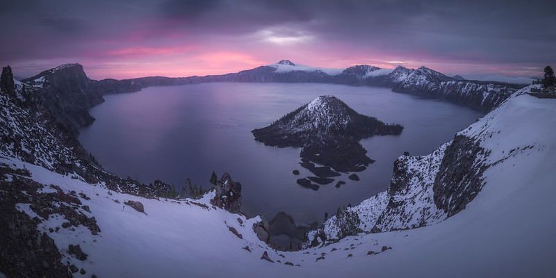 Crater Lake National Park Photography, Oregon