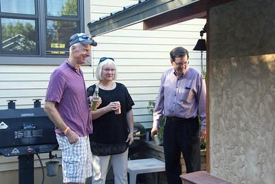 Rick, Mary Ellen, Scott