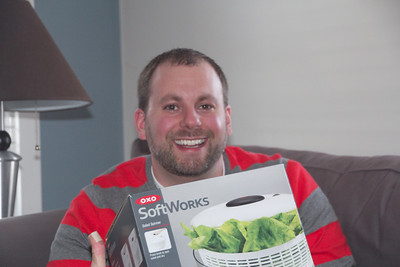 Ask Ben how many of these he got for Christmas.