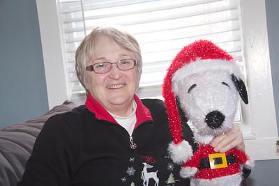Karyl's pal..Snoopy