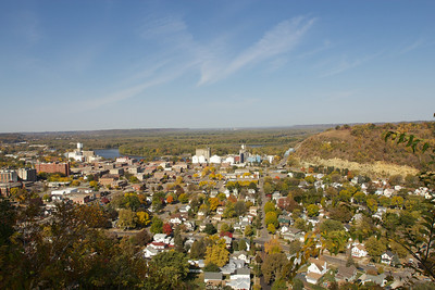 Overlooking Red Wing  9.30.12