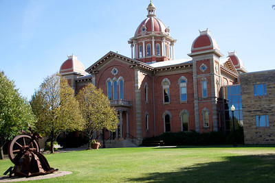 The old Courthouse….another piece of Hastings history.