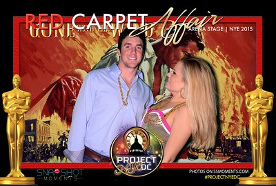 Project NYE DC - Red Carpet Affair
