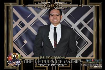 Project NYE DC - Return of Gatsby
