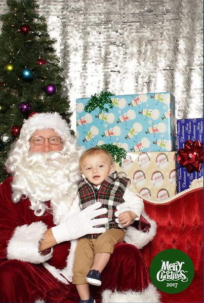 Snapshots With Santa 2017
