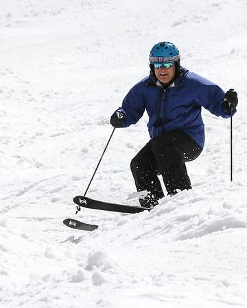 Arapahoe Basin Skiing May 12, 2013