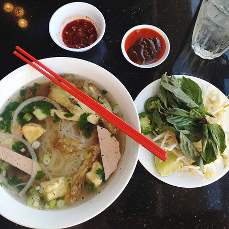 Mitasie Vietnamese Vegan — Huntington Beach, California