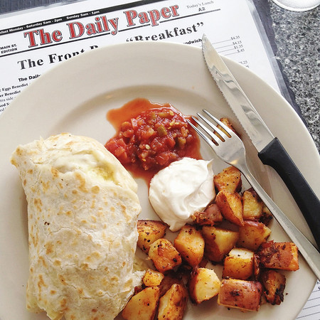 The Daily Paper — Hyannis, Massachusetts