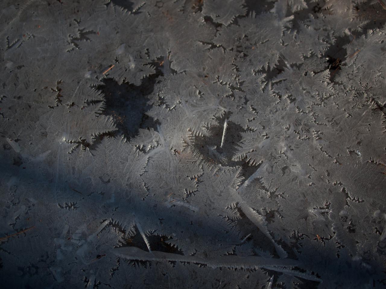 ice crystals II