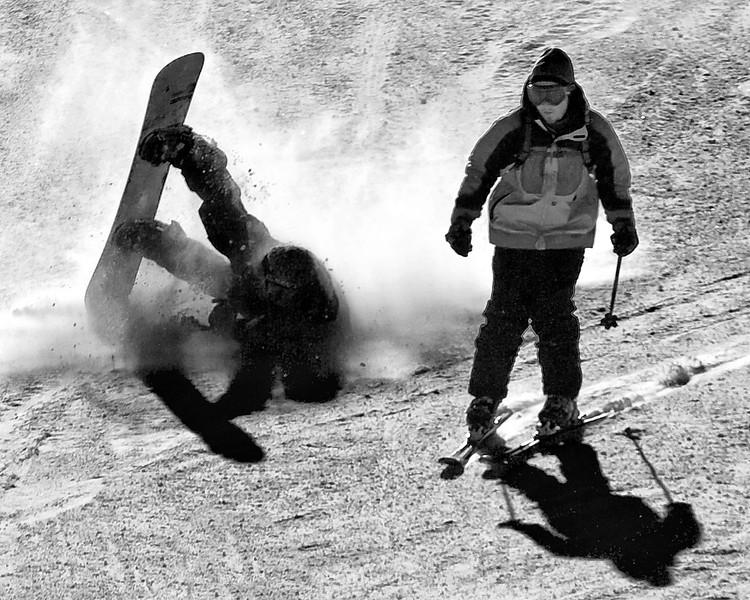Skiing, Snowboarding in Colorado