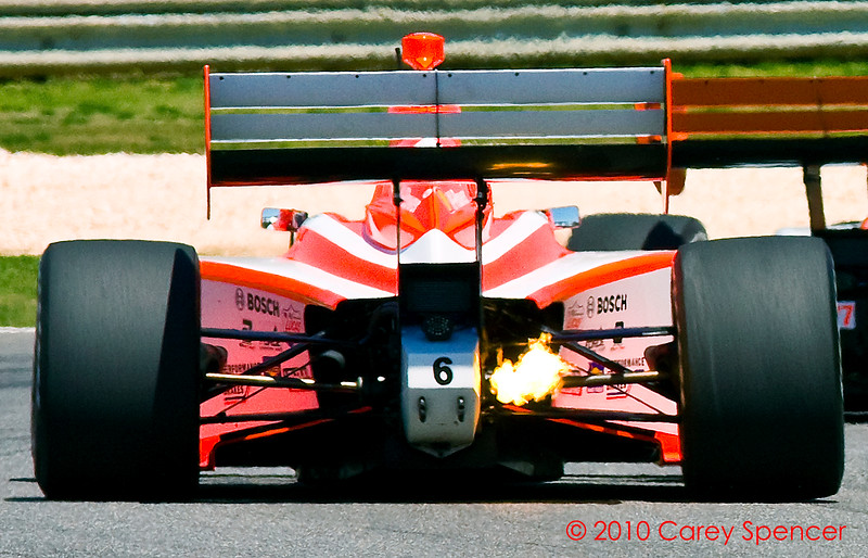 Firestone Indy Lights the Hot End