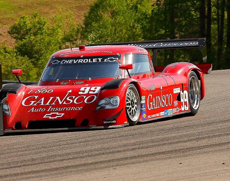 Gainsco Bob Stallings Racing No. 99 Daytona Prototype Barber Motorsports Park