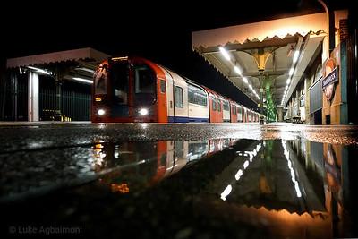 Snaresbrook Station