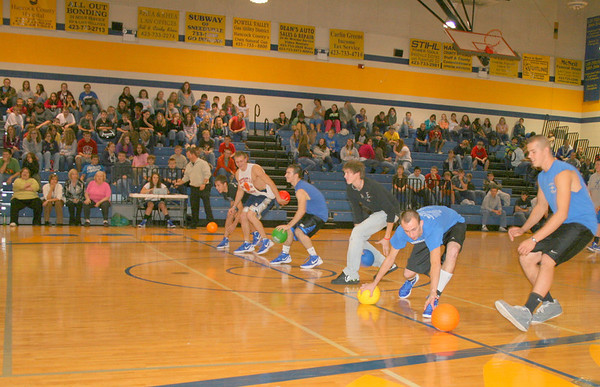 2011 Dodge Ball for Food Tournament