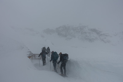 Dag 6: Ref. du Fond des Fours - Val d'Isère