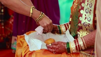 Sneha + Akhilesh Wedding Video