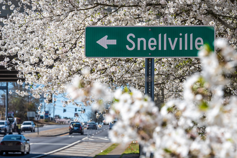 Snellville Spring.