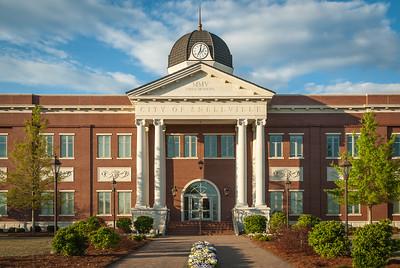 Snellville City Hall.
