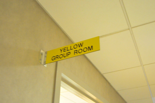 Focus Yellow Room