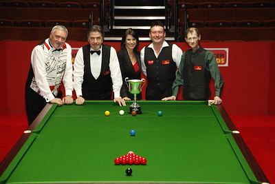The Snooker Legends Tou