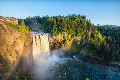 May Snoqualmie Falls