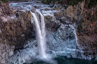 Cover for Snoqualmie Falls Through the Year