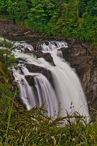 Snoqualmie Falls, Snoqualmie, WA