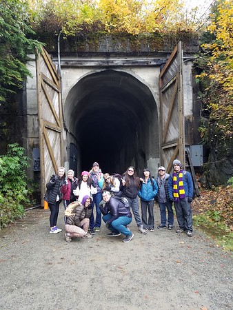 Snoqualmie Tunnel Hike 15Oct17